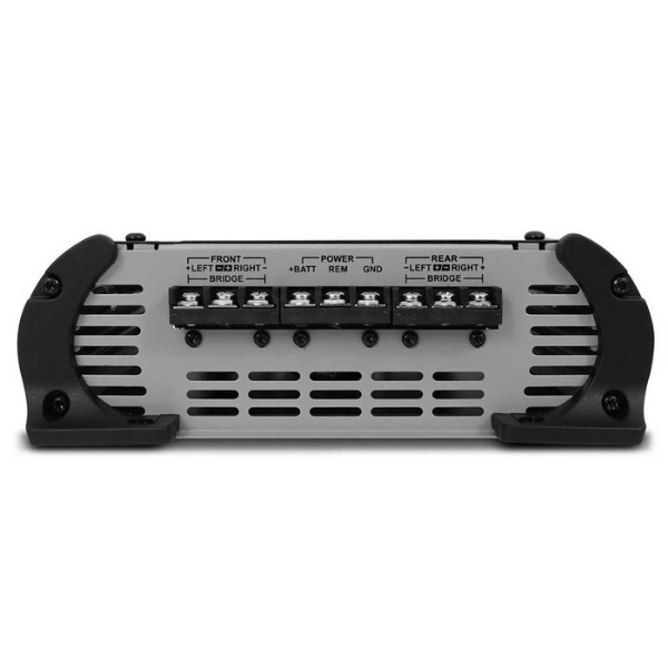 Amplificador Digital Stetsom Hl1200.4 1200w 4 Canais 1 Ohm