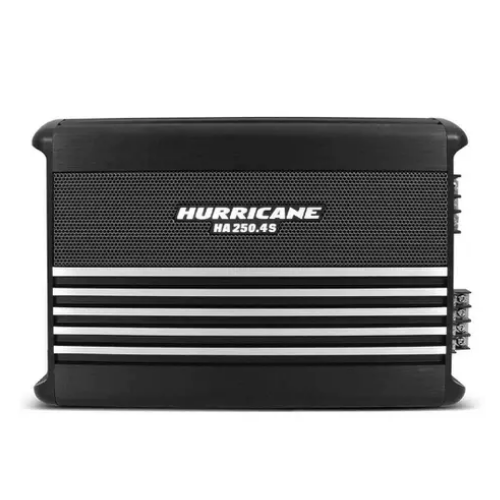 Amplificador Hurricane Ha 250.4s 1000W Rms