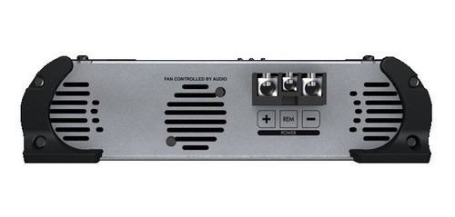 Amplificador Stetsom Com Equalizador Ex 1200eq 2 Ohm 1 Canal