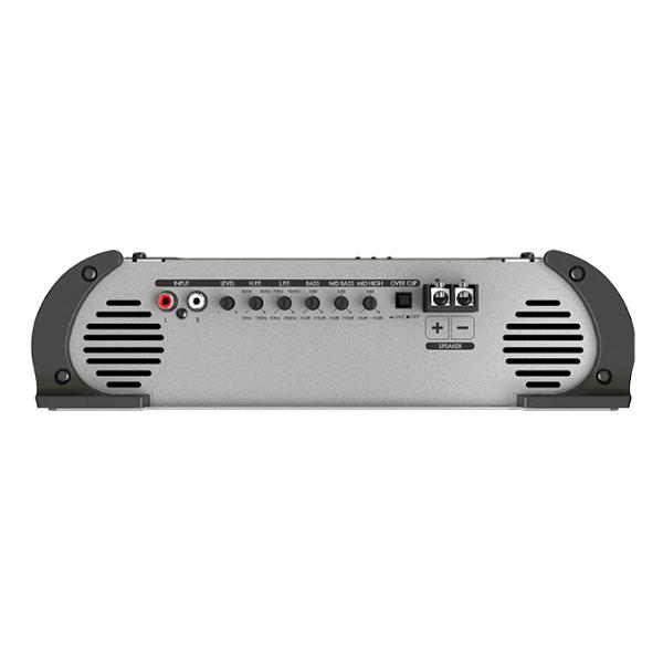 Amplificador Stetsom Com Equalizador Ex 1600eq 1 Ohm 1 Canal