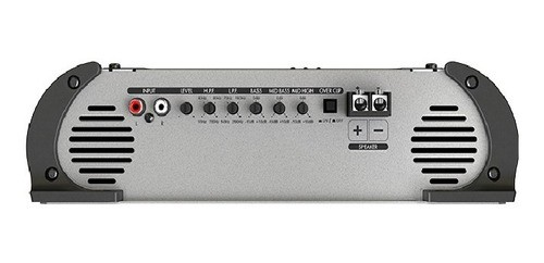 Amplificador Stetsom Com Equalizador Ex 1600eq 2 Ohm 1 Canal