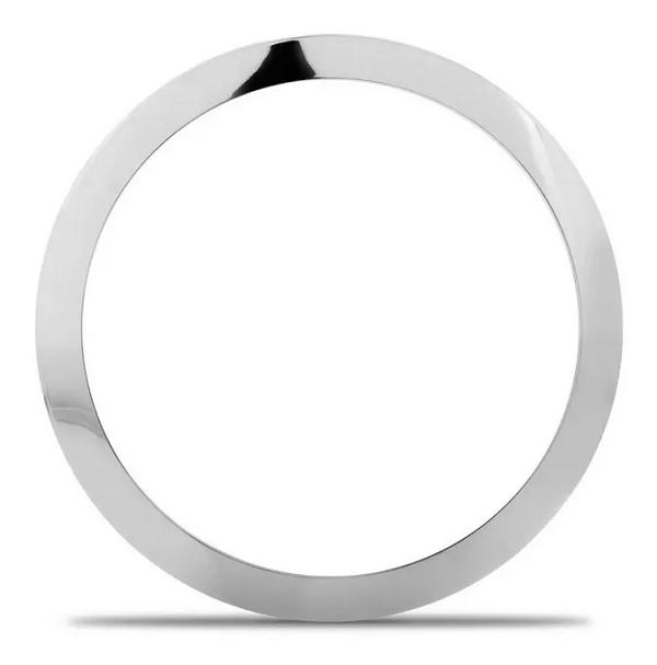 Aplique Cromado Coifa do Cambio Golg5/Sav/Voy/Fox/Cross/Space 2007 a 2012