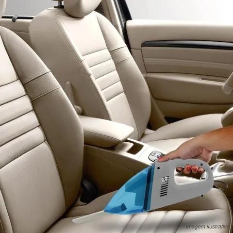 Aspirador de Pó Automotivo Portátil mini 12v