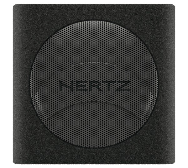 Caixa Subwoofer 8 Pol Amplificada Hertz Dieci DBA 200.3 140W