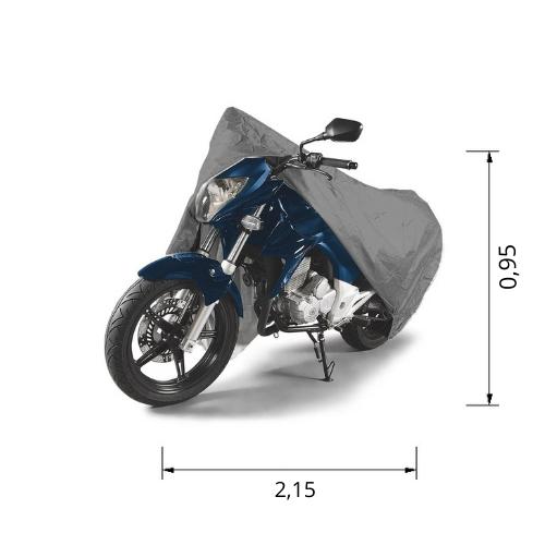 Capa Protetora Impermeável Para Motos M