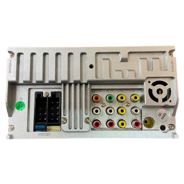 """Central Multimidia 7"""" Mp5 H-tech HT-3120X com Espelhamento"""