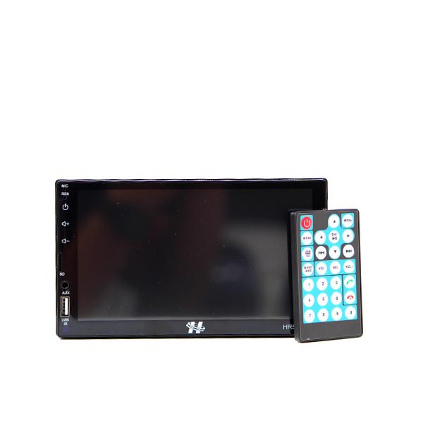 Central Multimidia 7 Polegadas MP5 Hurricane HR5007 Bluetooth/Espelhamento