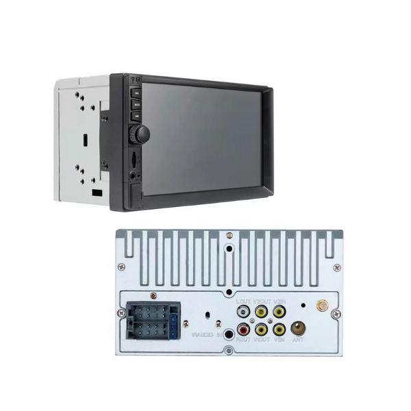 Central Multimidia Multilaser Evolve TV Mp5 Com Espelhamento