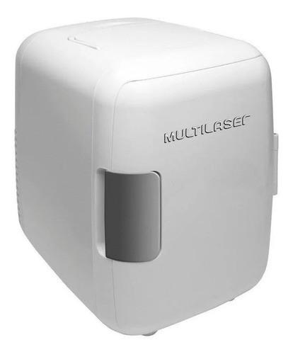 Geladeira Frigobar Multilaser Tv009 Branca 4l 12v/110v