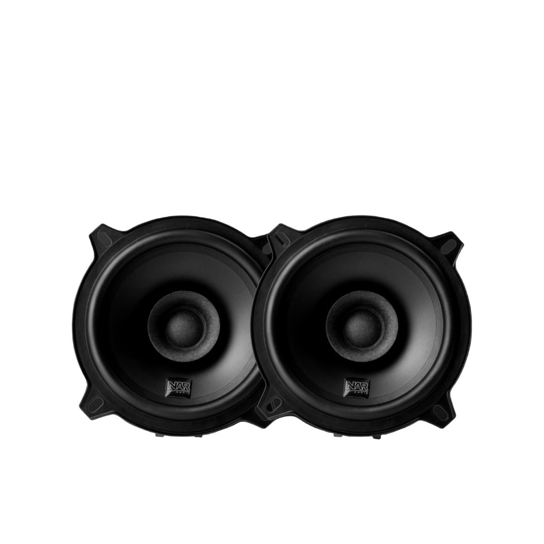 "Kit Alto Falante Fullrange Nar Audio 5"" Kevlar Serie 2 55 wrms"