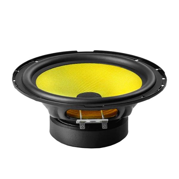 "Kit Componente Duas Vias Nar Audio 6,5"" Kevlar Serie 3 60 wrms"
