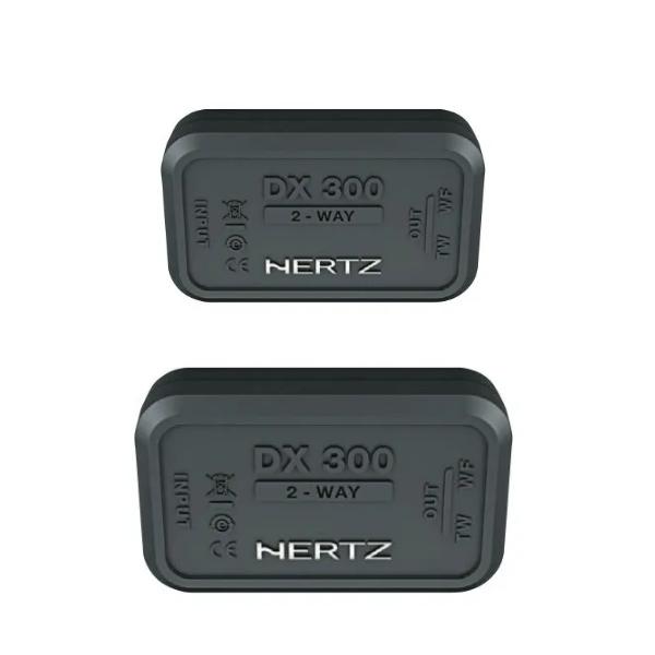 Kit Hertz Civic 2 Vias Dsk 165.3 6 Pols +dcx 165.3 6 Pols