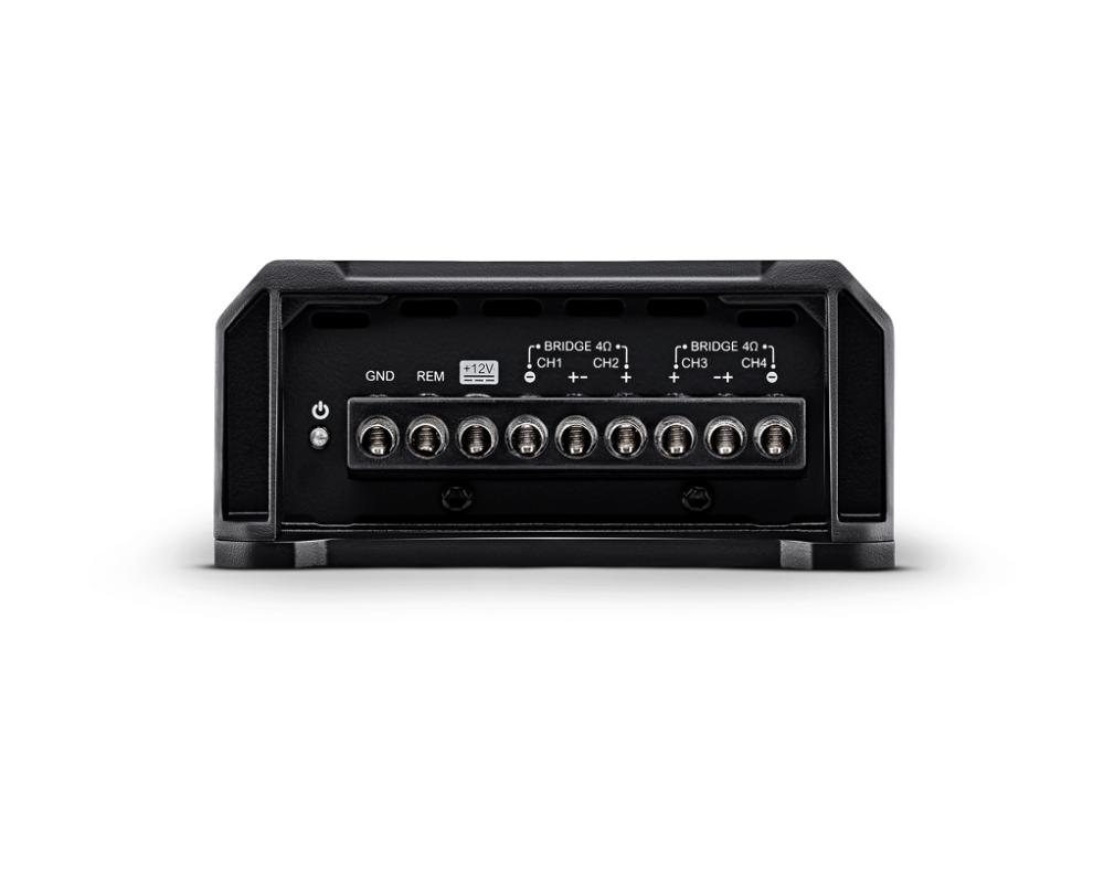 Kit Hertz Ranger 2021 Triaxial 2 Dcx 165.3 +Amplificador Sd 400.4