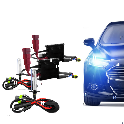 Kit Xenon Hid Slim Tech One 12v 8000k h9