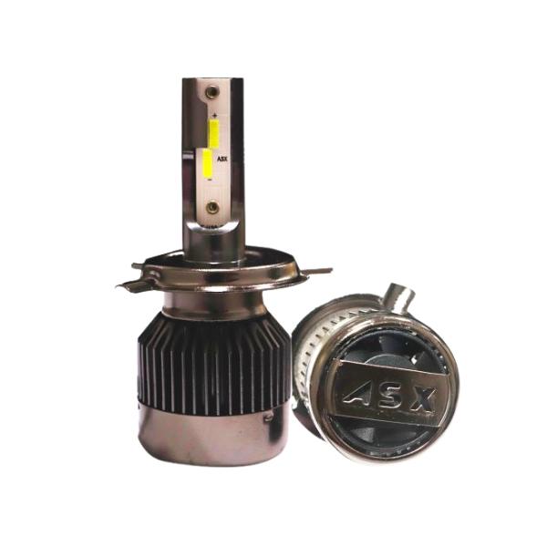 Lampada Ultra LED Asx H4 CSP 6500k 8000 Lumens