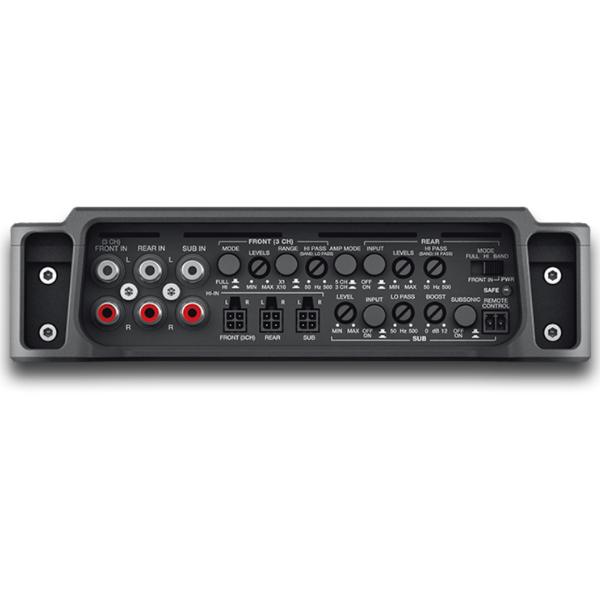 Modulo Amplificador Hertz HCP 5D 1500W 4 Canais