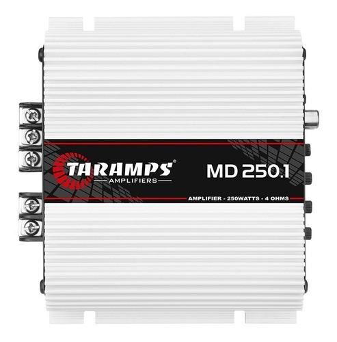 Modulo Amplificador Taramps 250 Md 250.1 4 Ohms 250w Som