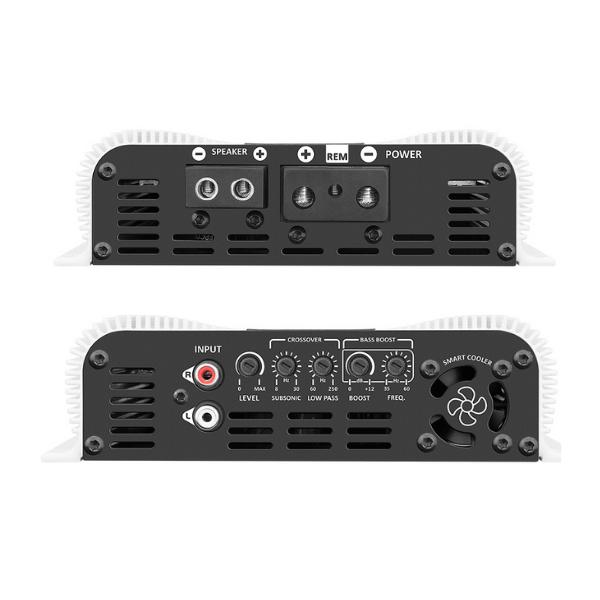Módulo Amplificador Taramps Bass 1200 1 Canal 2Ohms 1200WRms