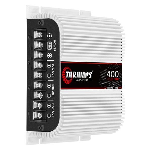 Modulo Amplificador Taramps D 400 Trio 3 Canais 2 Ohms