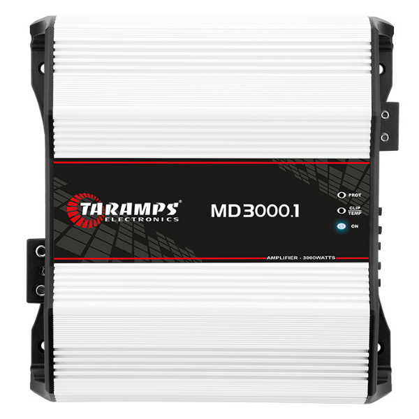 Modulo Amplificador Taramps MD 3000.1 1 Canal 4 Ohms
