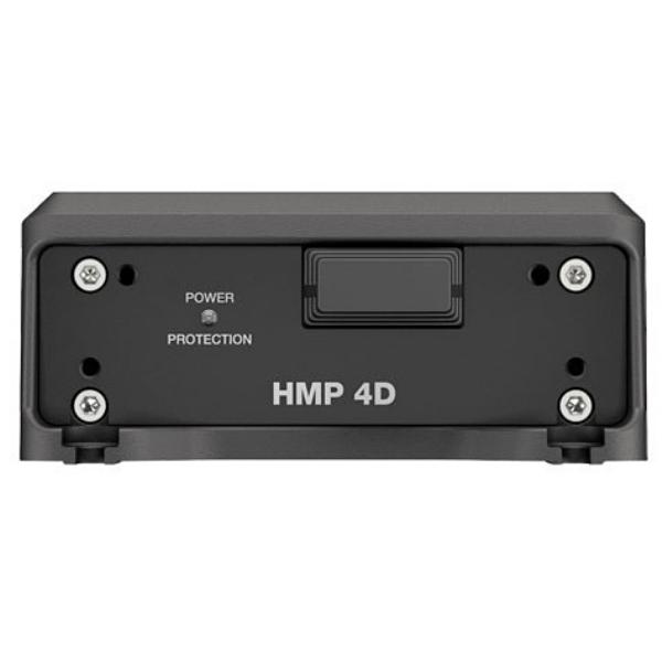 Módulo Amplificador Marinizado Hertz HMP 4D 600W 4 Canais