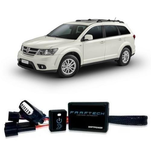 Modulo de Aceleração Chery/Dodge/Fiat/Hyundai Faaftech Shiftpower Ft-sp14