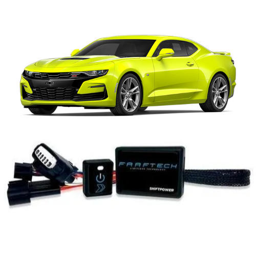 Modulo de Aceleração Chevrolet/ Troller Faaftech Shiftpower Ft-sp32
