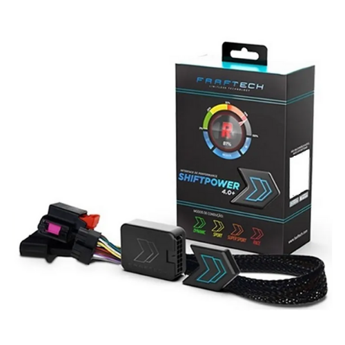 Modulo De Aceleração Hyundai/Kia Shiftpower Ft-sp12+ C/ Bluetooth