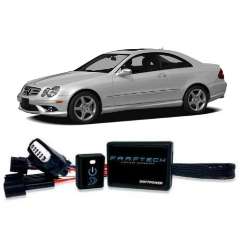 Modulo de Aceleração Mercedes Cl/Clk/Slk Faaftech Shiftpower Ft-sp25