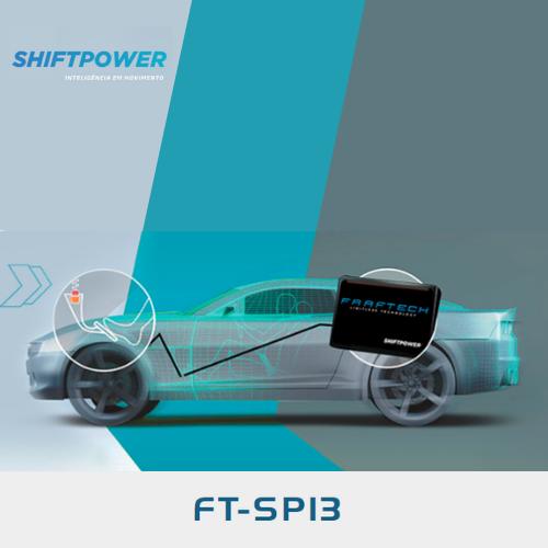 Modulo de Aceleração Mitsubishi/Jeep Faaftech Shiftpower Ft-sp13