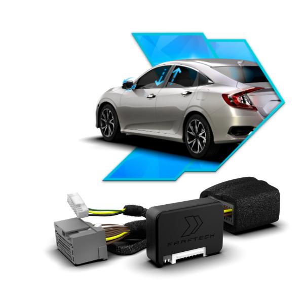 Modulo de Automação Vidros Elétricos Civic/CRV FT-AC-HND1