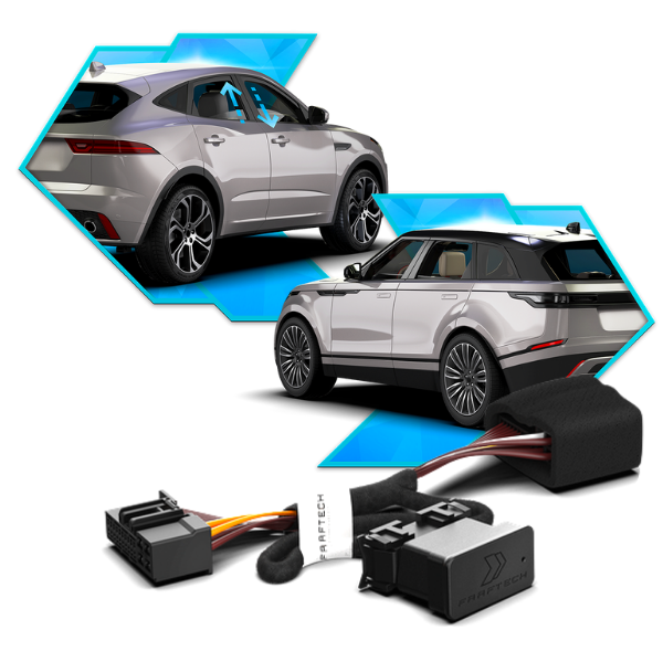 Modulo de Automação Vidros Elétricos Jaguar/Land Rover FT-AC-JL3