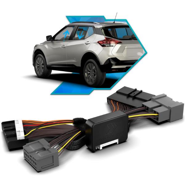 Modulo  de Automação Vidros Elétricos Kicks FT-AC-NS1