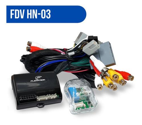 Módulo Interface De Video Flexitron Fdv Hn-03