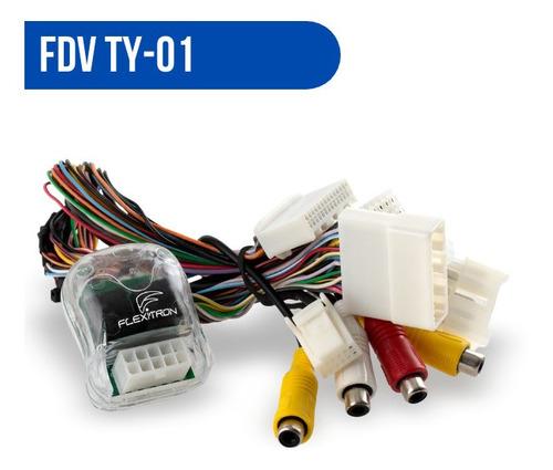 Módulo Interface De Video Flexitron Fdv Ty-01 (009)