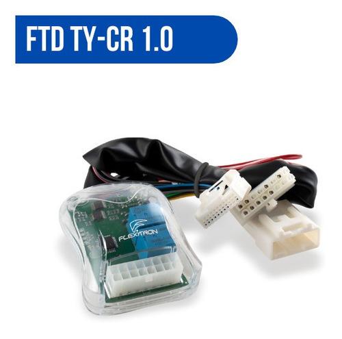 Modulo Tilt Down Retrovisor Corolla Flexitron Ftd Ty-cr 1.0