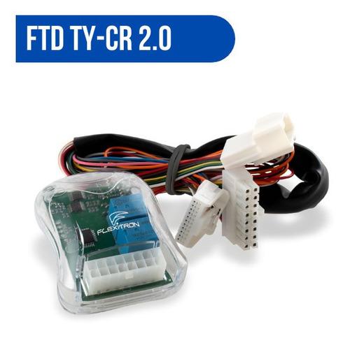 Modulo Tiltdown/rebat Retrovisor Corolla Flexitron Ty-cr 2.0