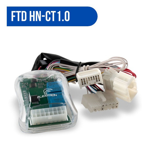 Modulo Tiltdown Retrovisor City Flexitron Ftd Hn-ct 1.0