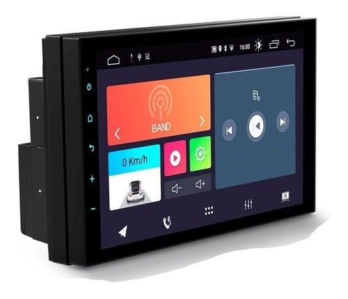 Multimidia Android Universal 9 Polegadas Espelhamento Wi-fi faaftech