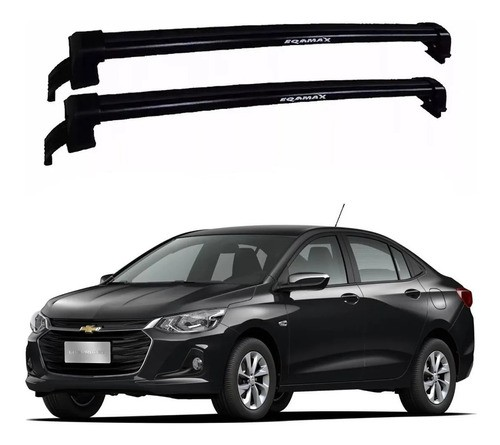 Rack De Teto Novo Chevrolet Onix Plus 20 21 New Wave Eqmax