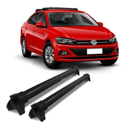 Rack De Teto Travessa Vw Virtus Sedan 2018 A 2021 Projecar