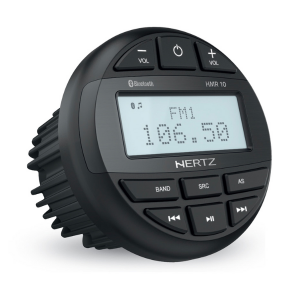 Receptor de Mídia Digital Hertz HMR 10