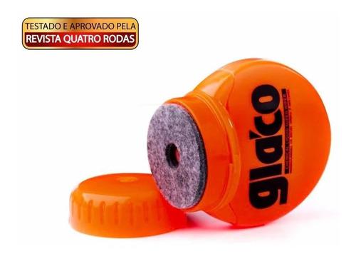 Repelente De Água Big Glaco Soft99 Cristalizador Vidro 120ml