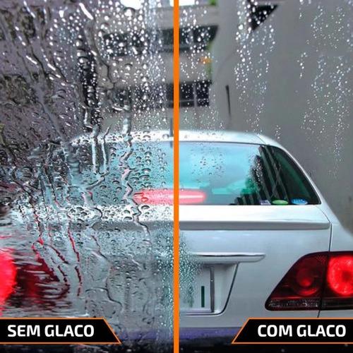 Repelente De Água Soft99 Glaco Wipe On Lenço Aplicação Única