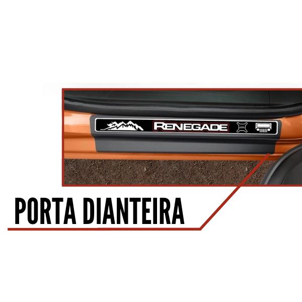 Soleira de Porta Adesiva Premium Renegade