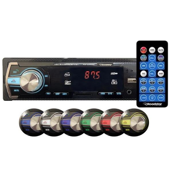 Som Automotivo Roadstar Rs-2200AR Bluetooth/USB/Sdcard