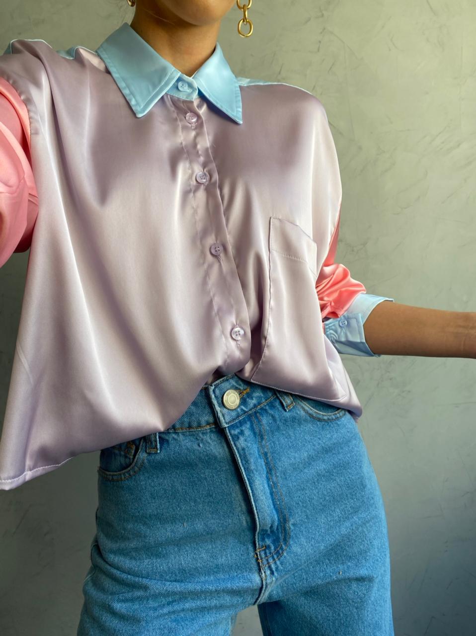 Camisa CETIM COLOUR