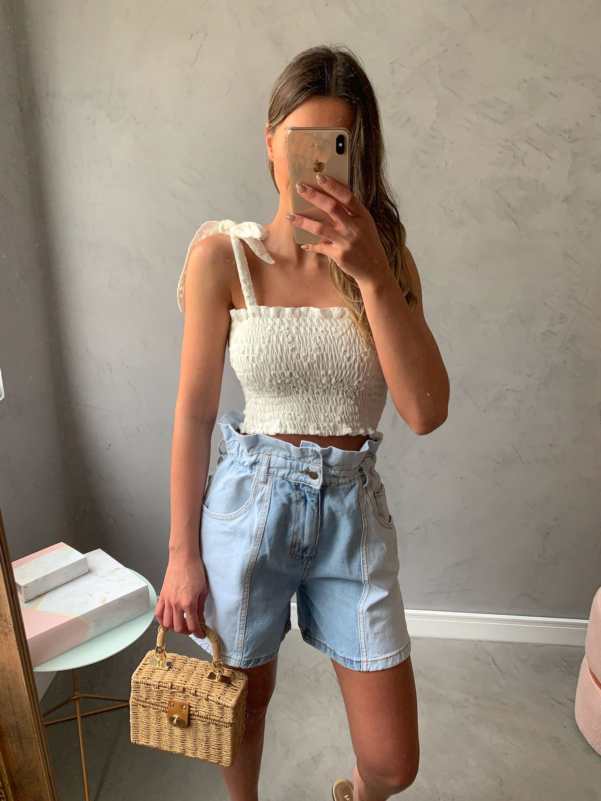 Cropped LAISE BEL