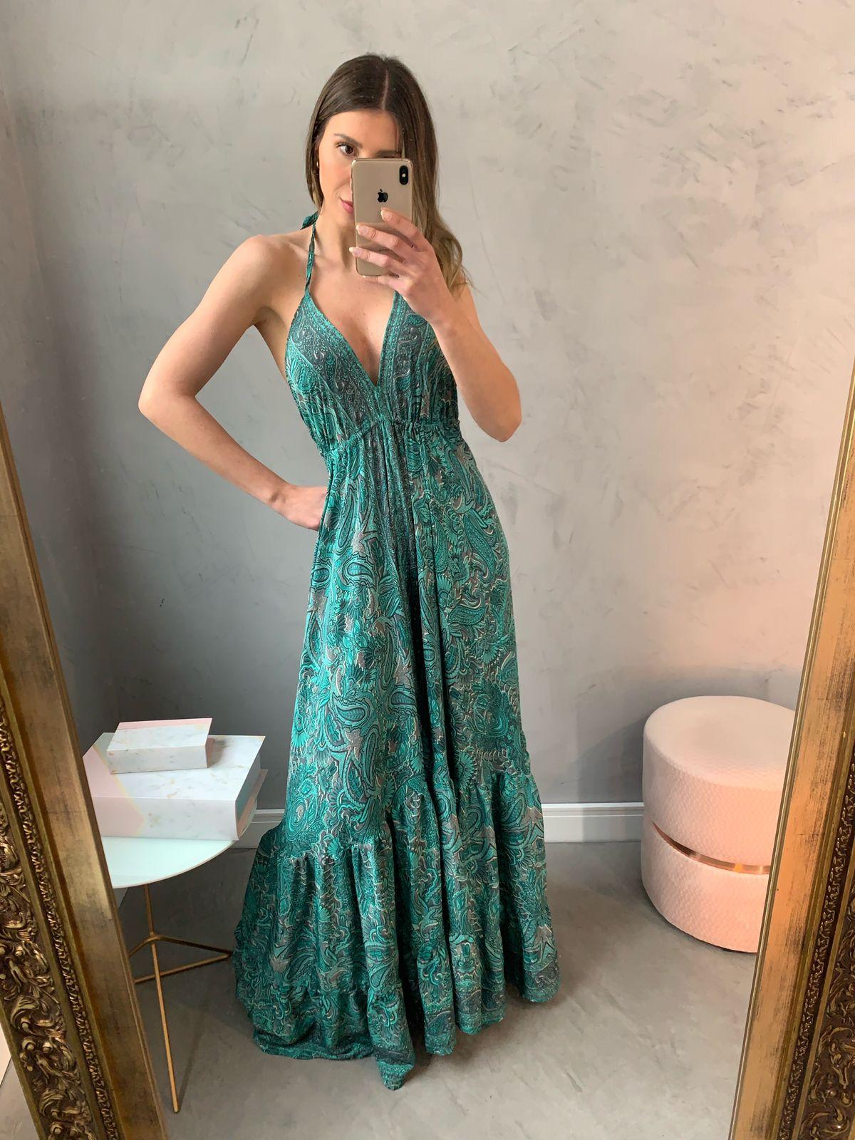 Vestido LENÇO