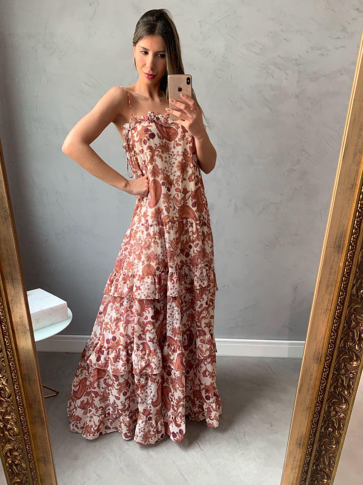Vestido THAÍSE